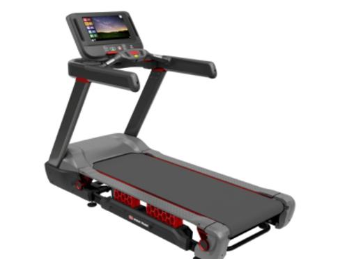 """STAR TRAC 10TRX Freerunner Treadmill 19"""" Display"""