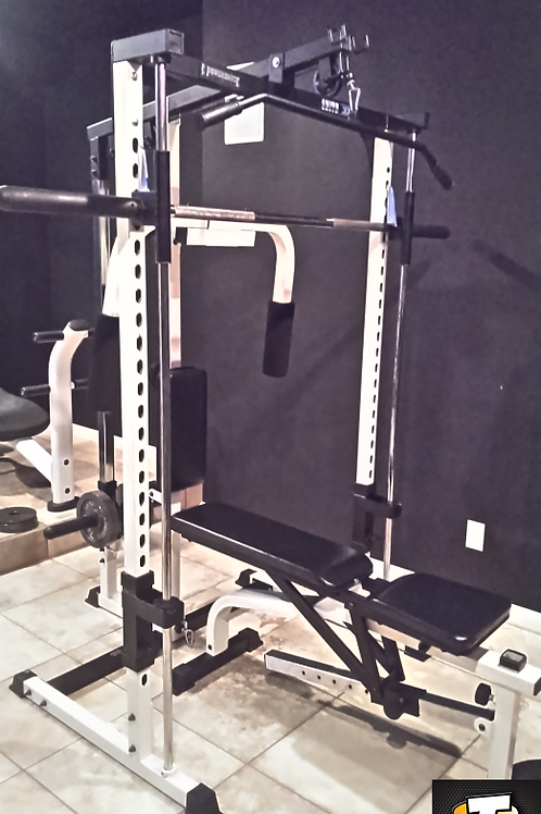 Smith Machine with Bench