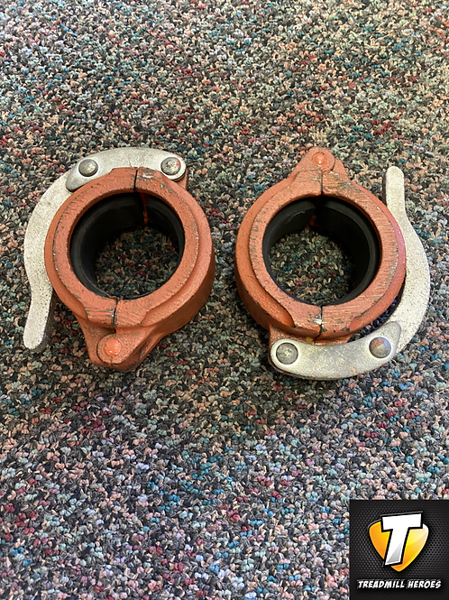 Olympic Bar Collar Pair