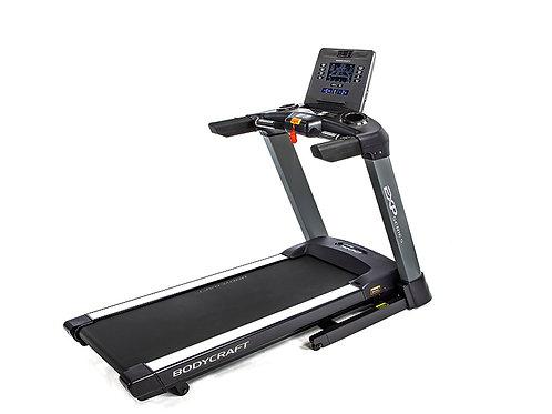 """BODYCRAFT T400 9"""" LCD Treadmill"""