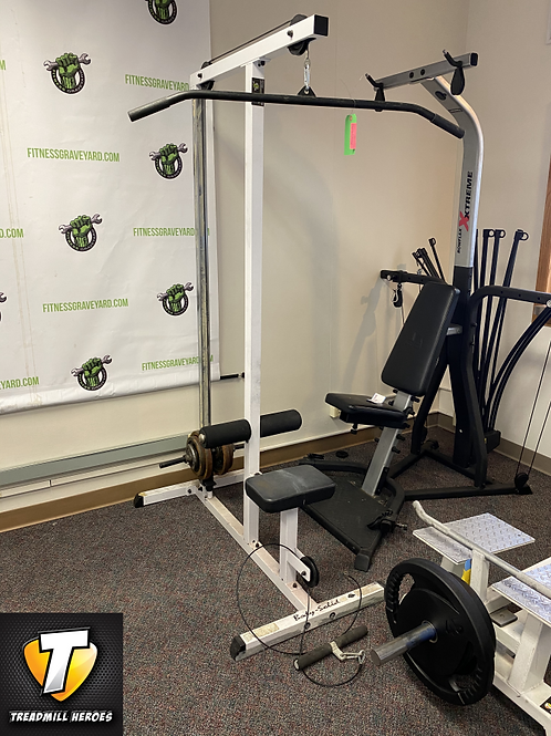 BODY SOLID Lat Pulldown/Low Pulley