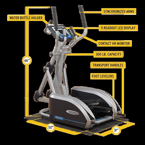 BODY-SOLID Endurance E300 Elliptical