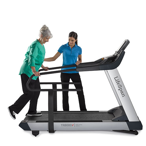 LIFESPAN TR8000i Rehabilitation Treadmill