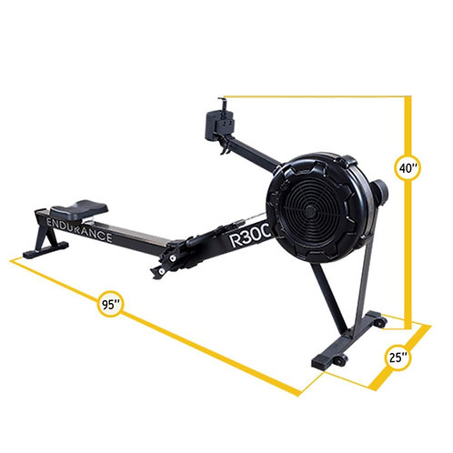 BODY-SOLID R300 Endurance Rower