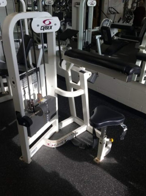 CYBEX Ab Crunch Weight Machine