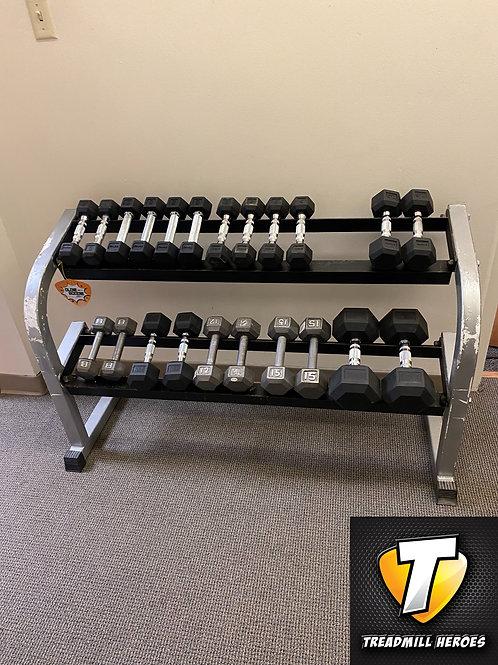 Dumbbell Weight Rack