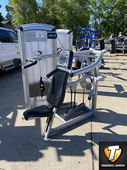 Cybex VR3 Overhead Press