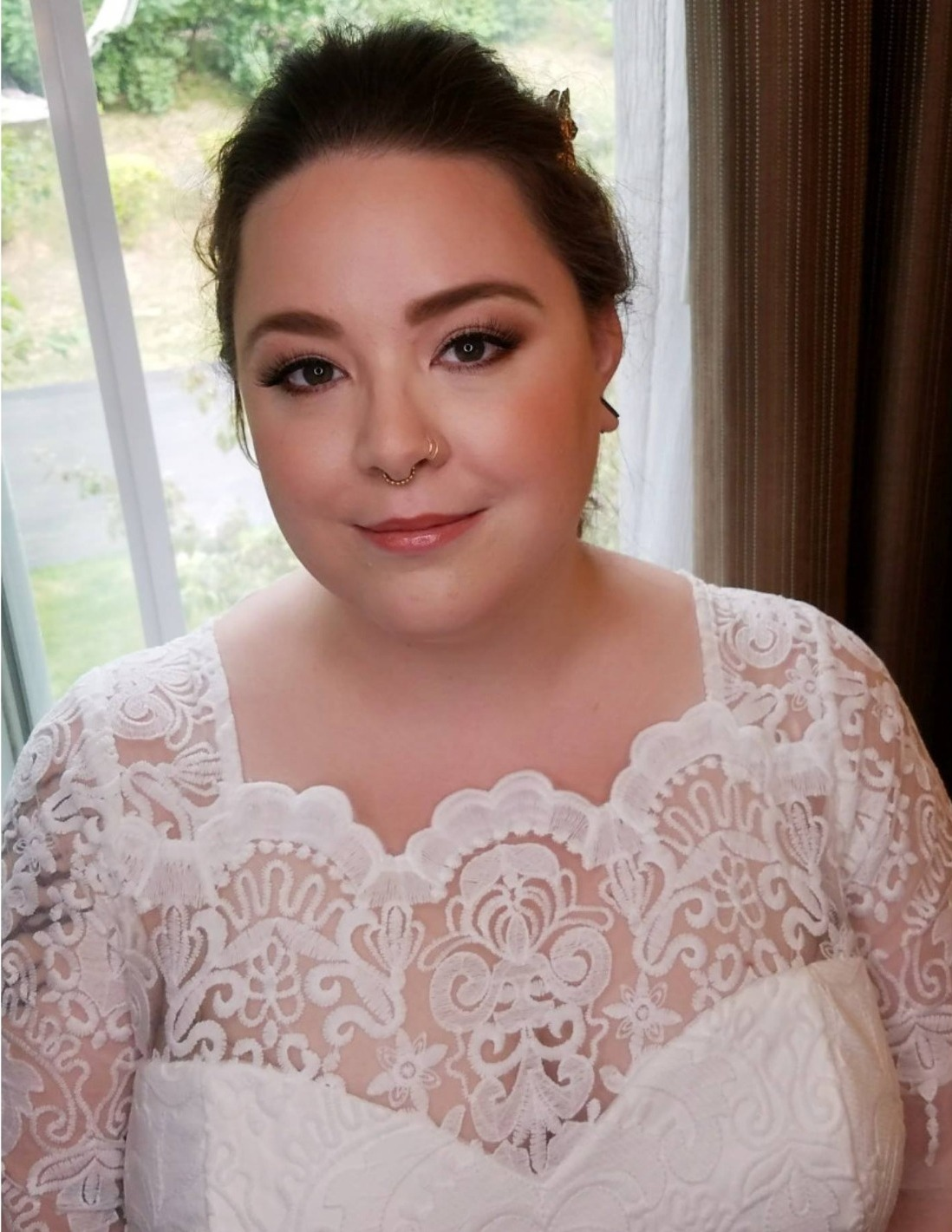 Connecticut wedding makeup artist