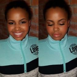 black makeup artist, WOC makeup,