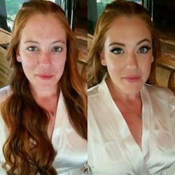 wedding makeup, bridal beauty