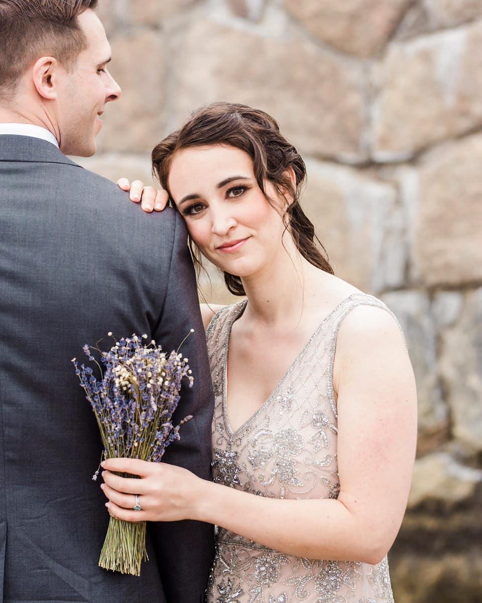 Vintage bride, Mystic CT