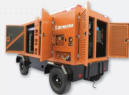 Diesel vs. Electric Air Compressors