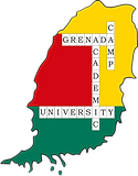 camp grenada academic university logo jp