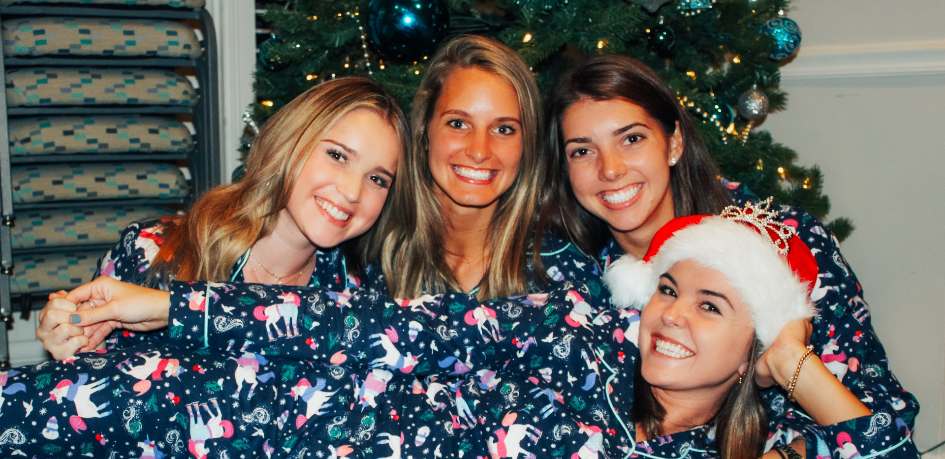 Sisterhood Family Christmas
