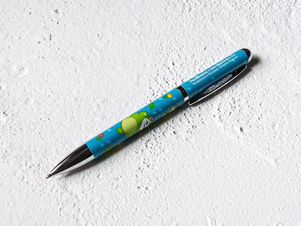 Pandahaluha Ball Pen (Frog)