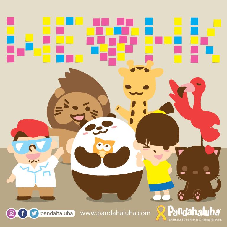 Pandahaluha - 守護