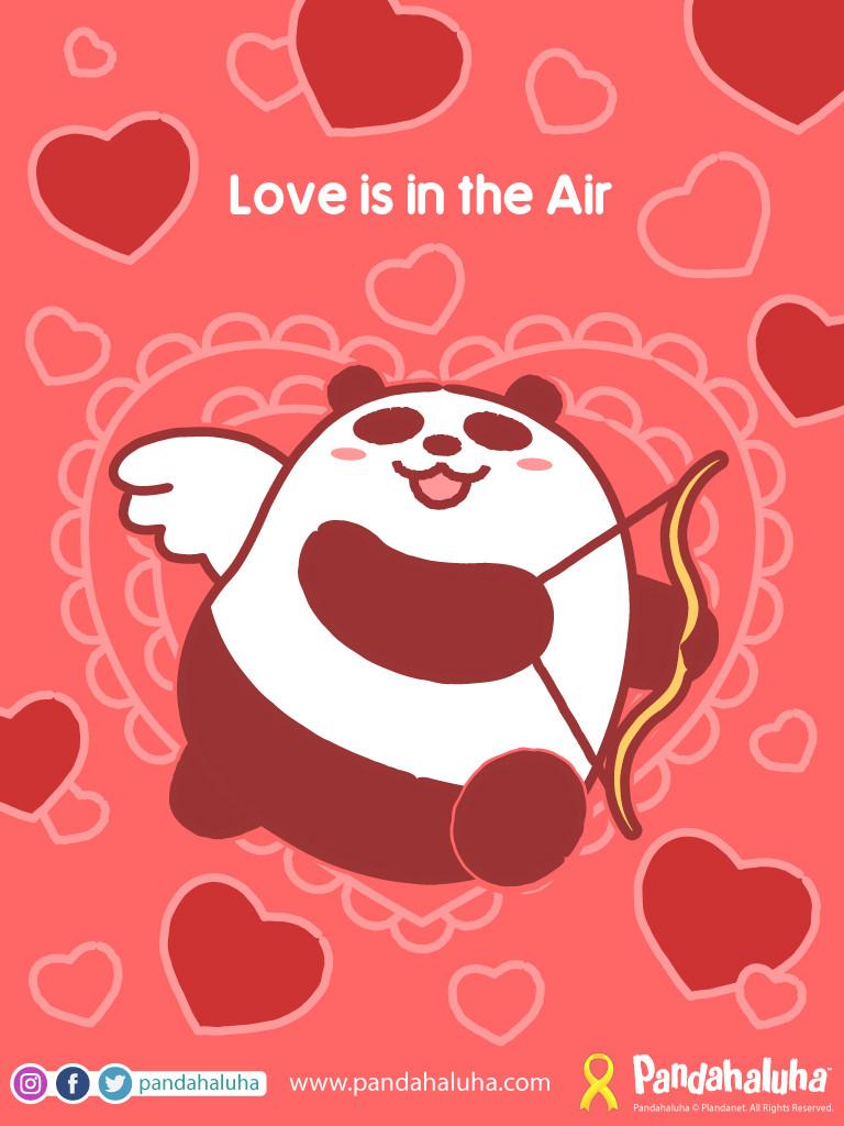 Pandahaluha - Love is in the Air
