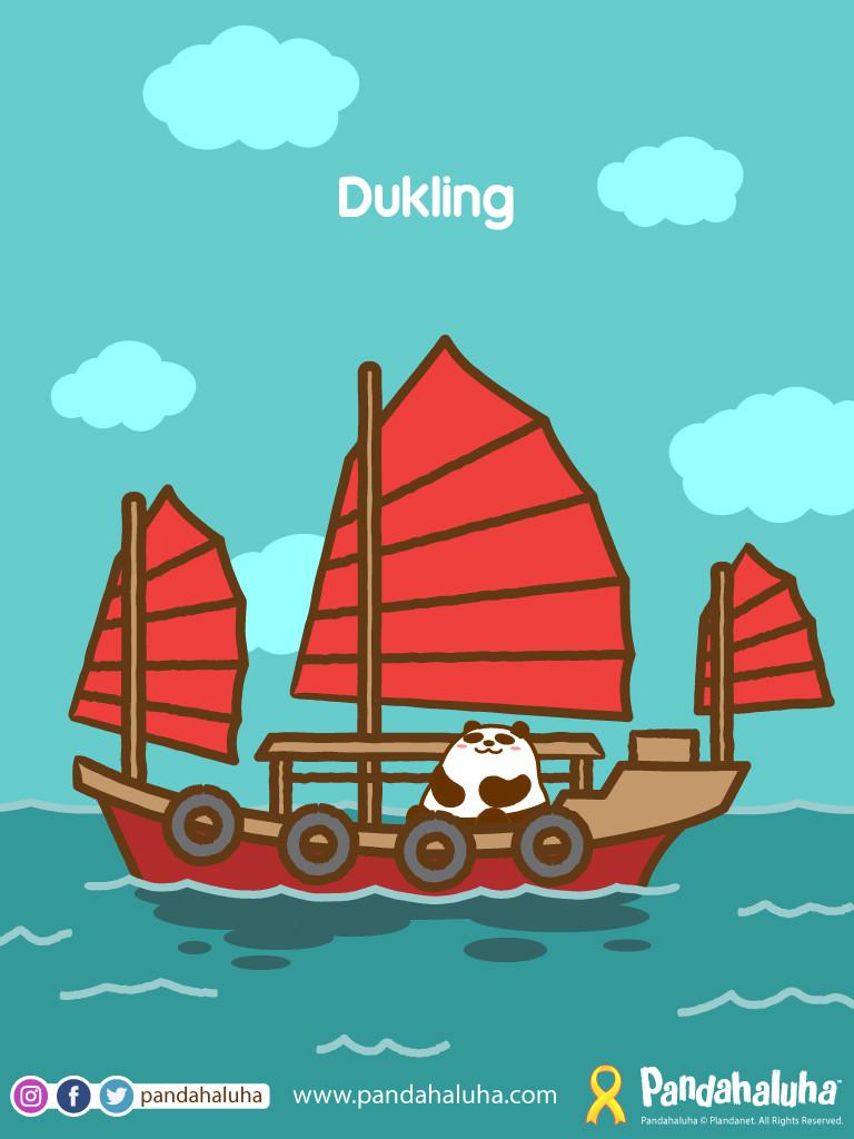 Pandahaluha - Dukling