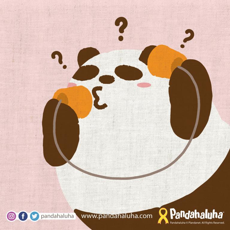 Pandahaluha - 跟自己對話
