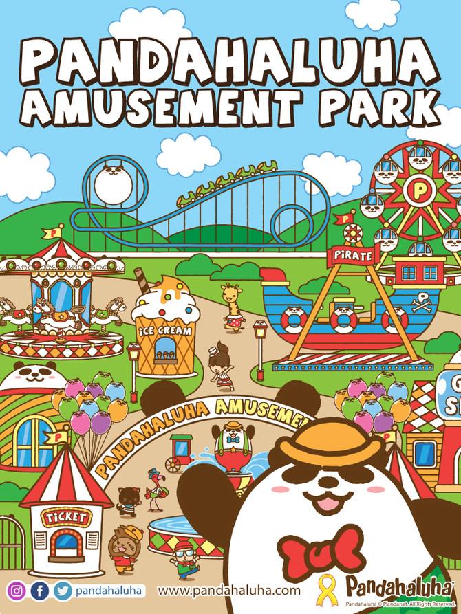 Pandahaluha Amusement Park