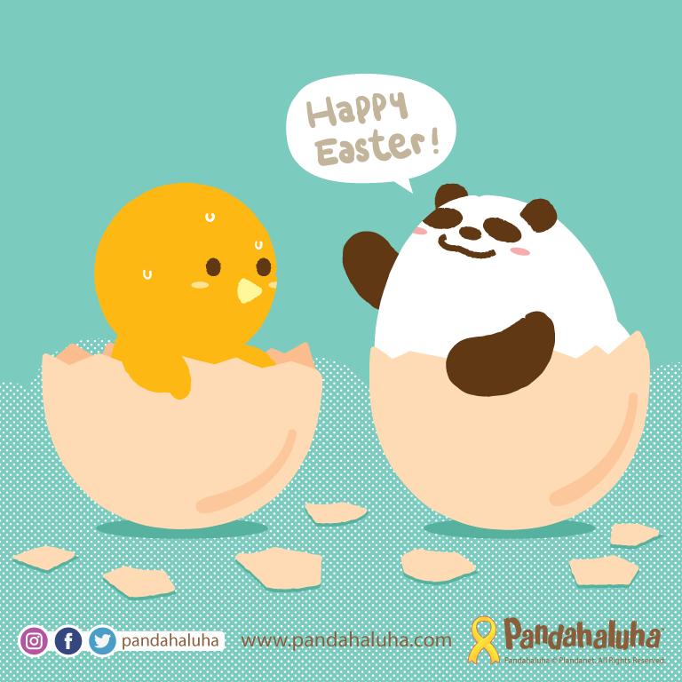 Pandahaluha - 復活節長假期