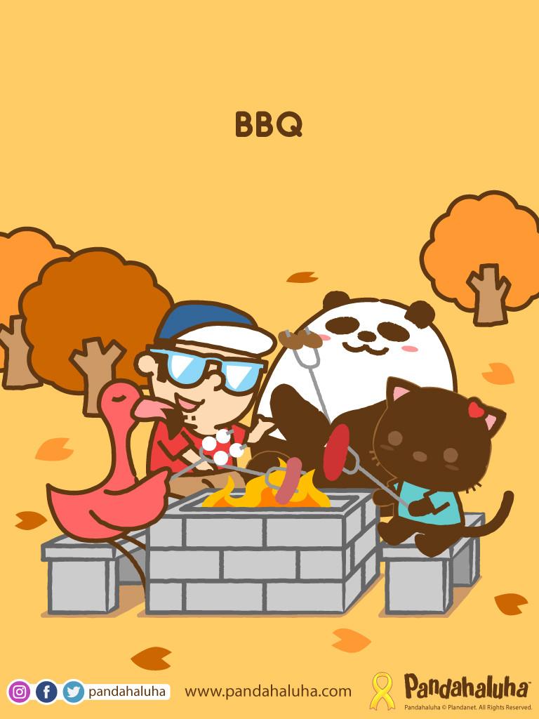 Pandahaluha - BBQ