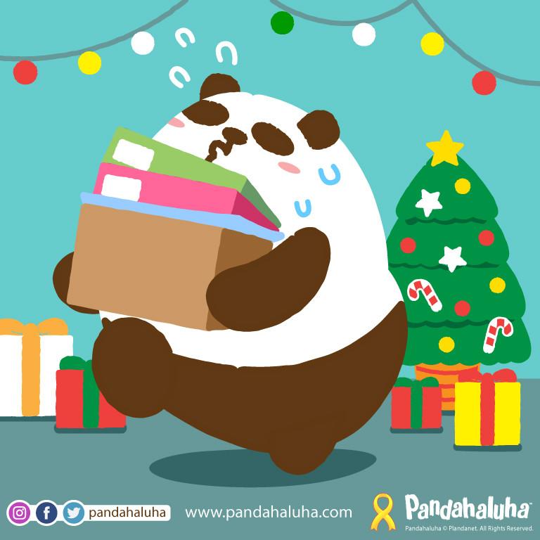 Pandahaluha - 忙東忙西