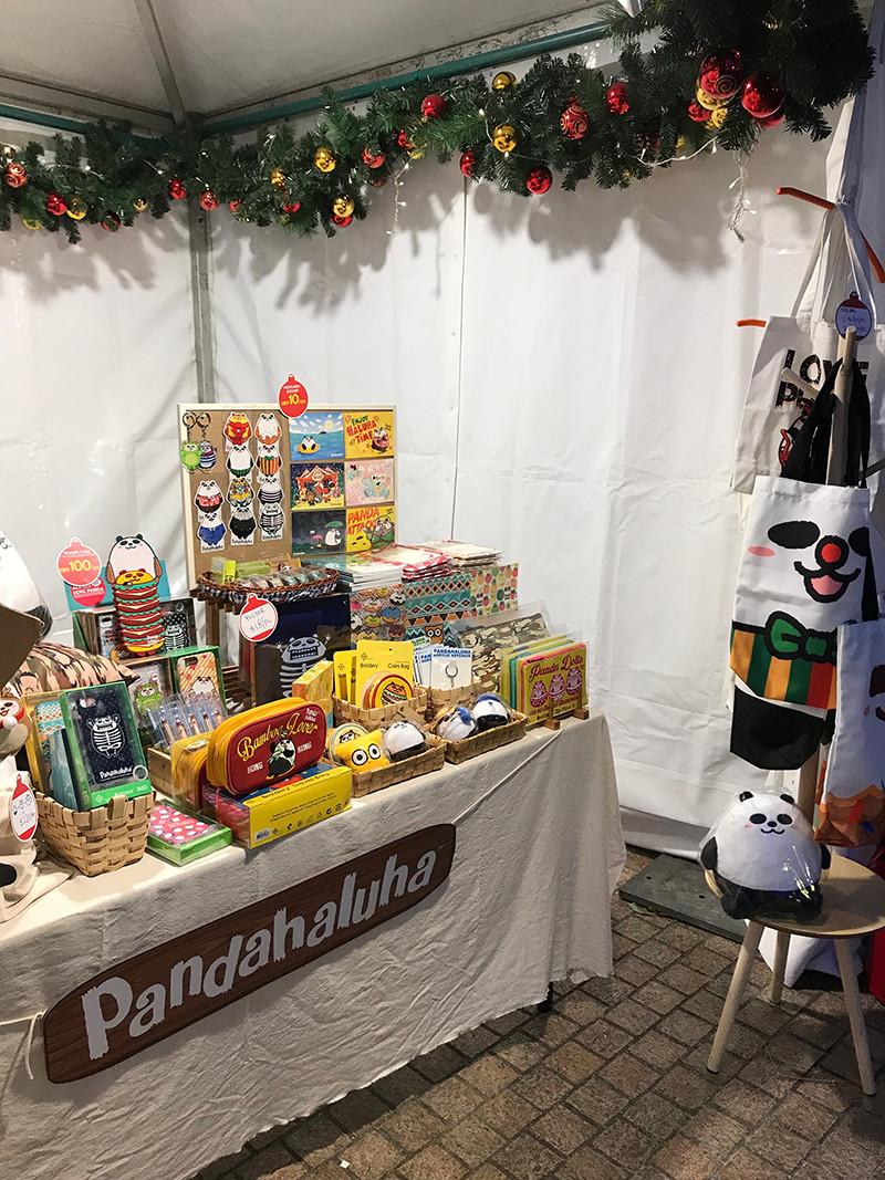 Pandahaluha @ Ocean Park x Pinkoi Festive Marketplace