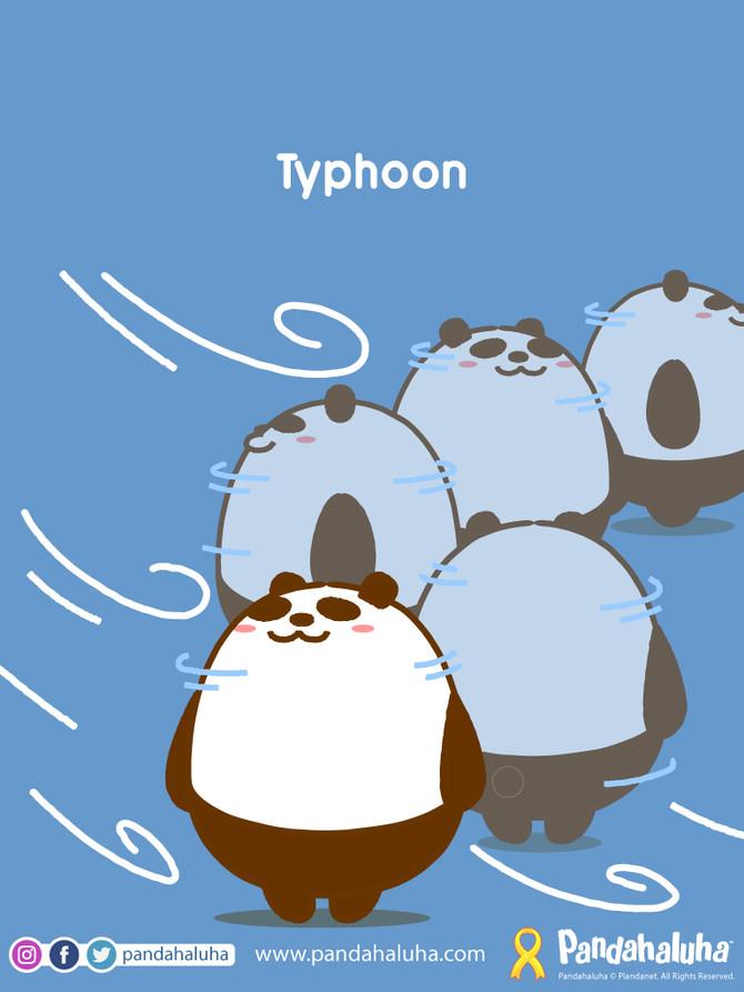 Typhoon End...