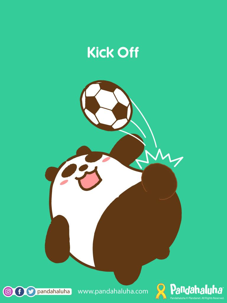 Pandahaluha - Kick Off