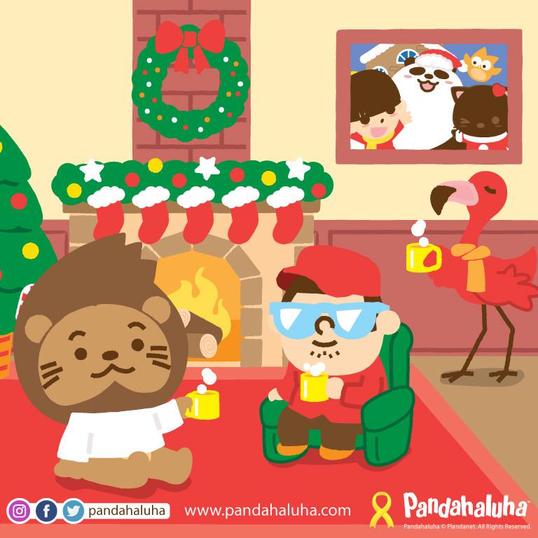 Pandahaluha - 準備放假