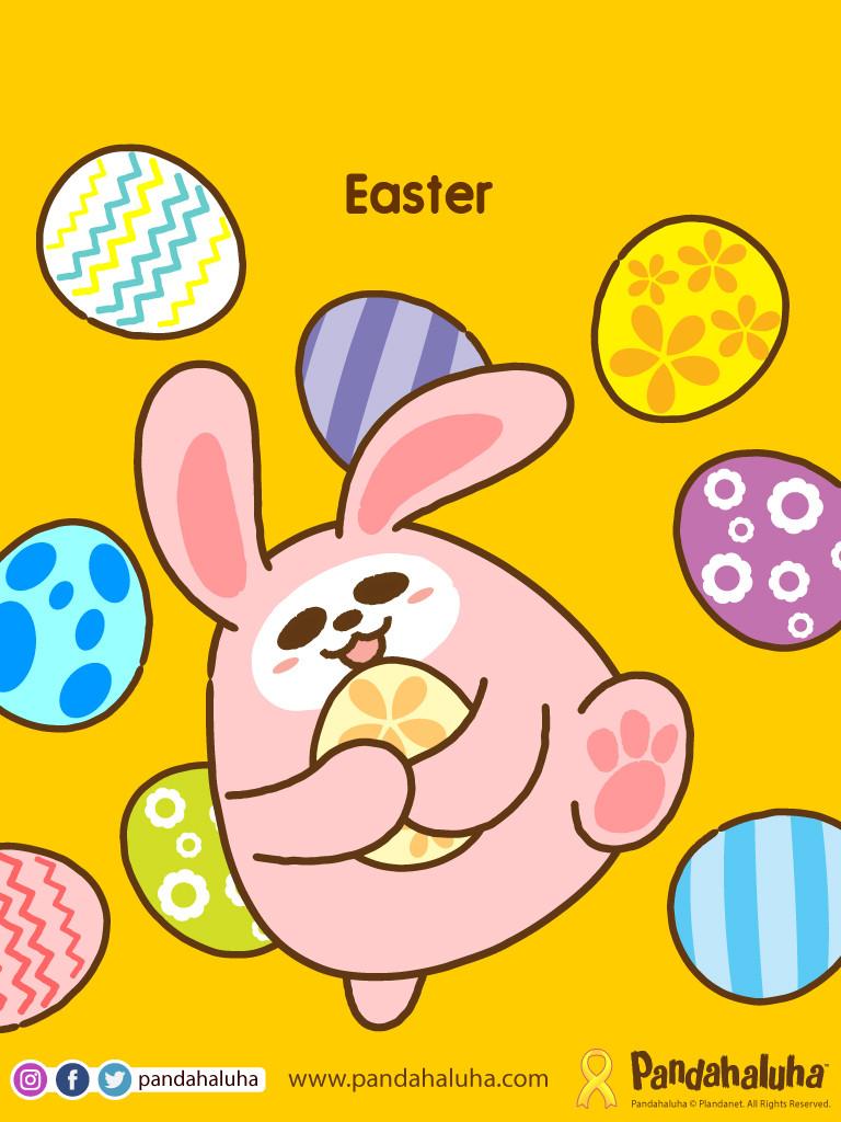 Pandahaluha - Easter