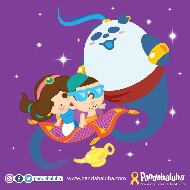 Pandahaluha - Pandaladdin