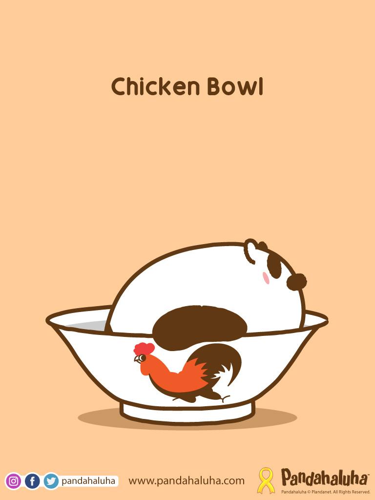 Pandahaluha - Chicken Bowl
