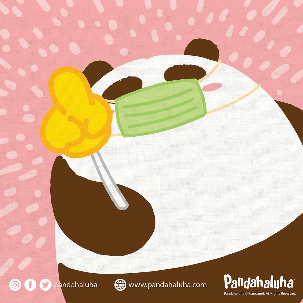Pandahaluha - 不要鬆懈