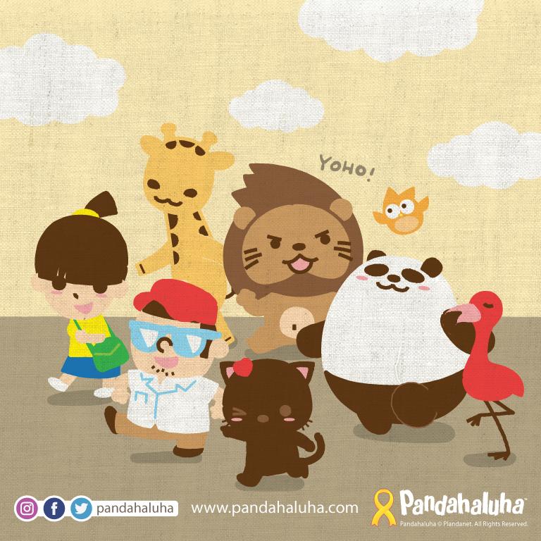 Pandahaluha - 散心
