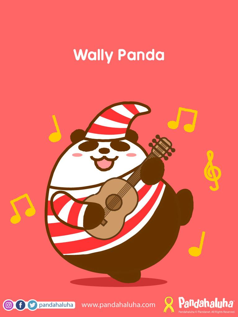 Pandahaluha - Wally Panda