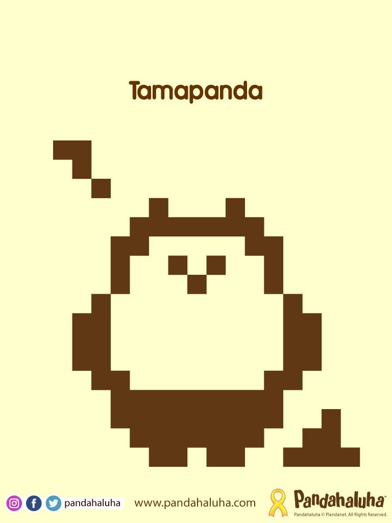 Pandahaluha - Tamapanda
