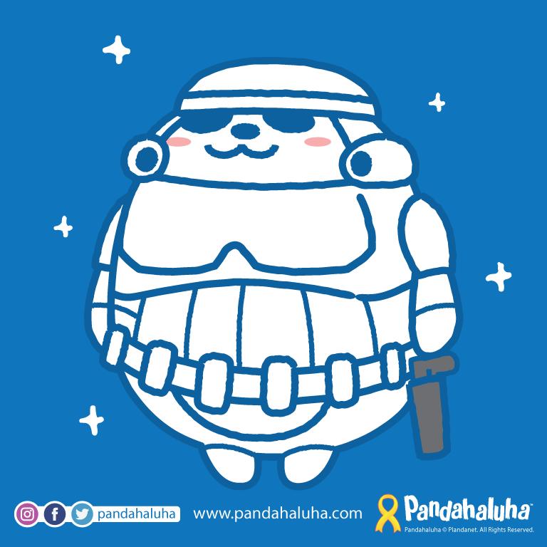 Pandahaluha - 星戰日