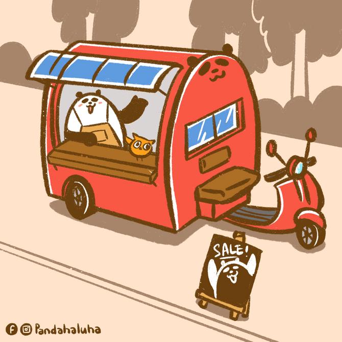 熊貓小賣部