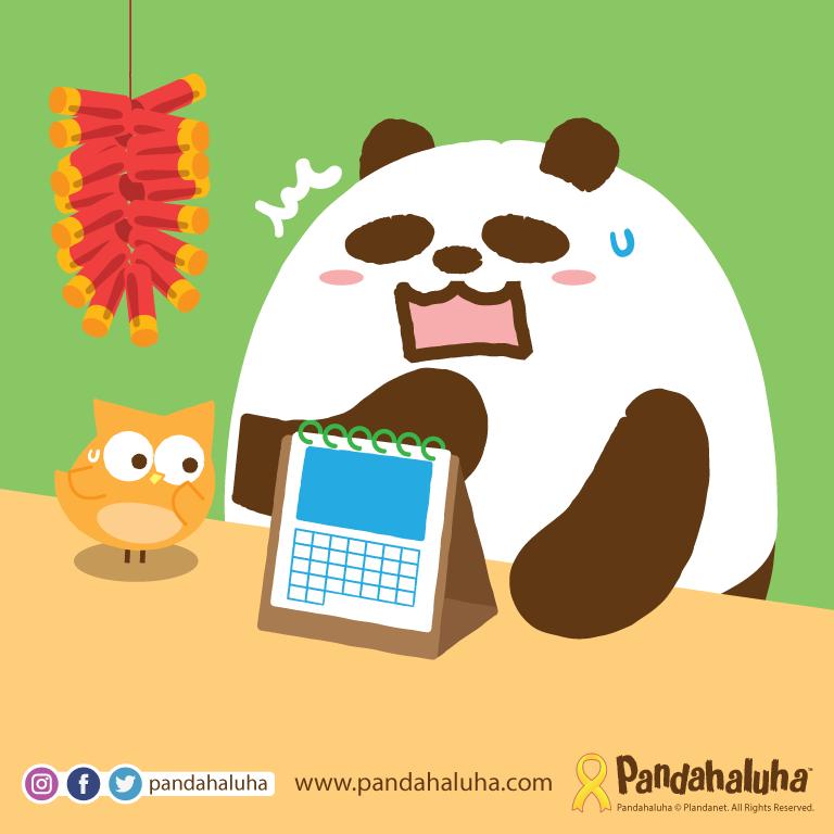 Pandahaluha - 農曆新年