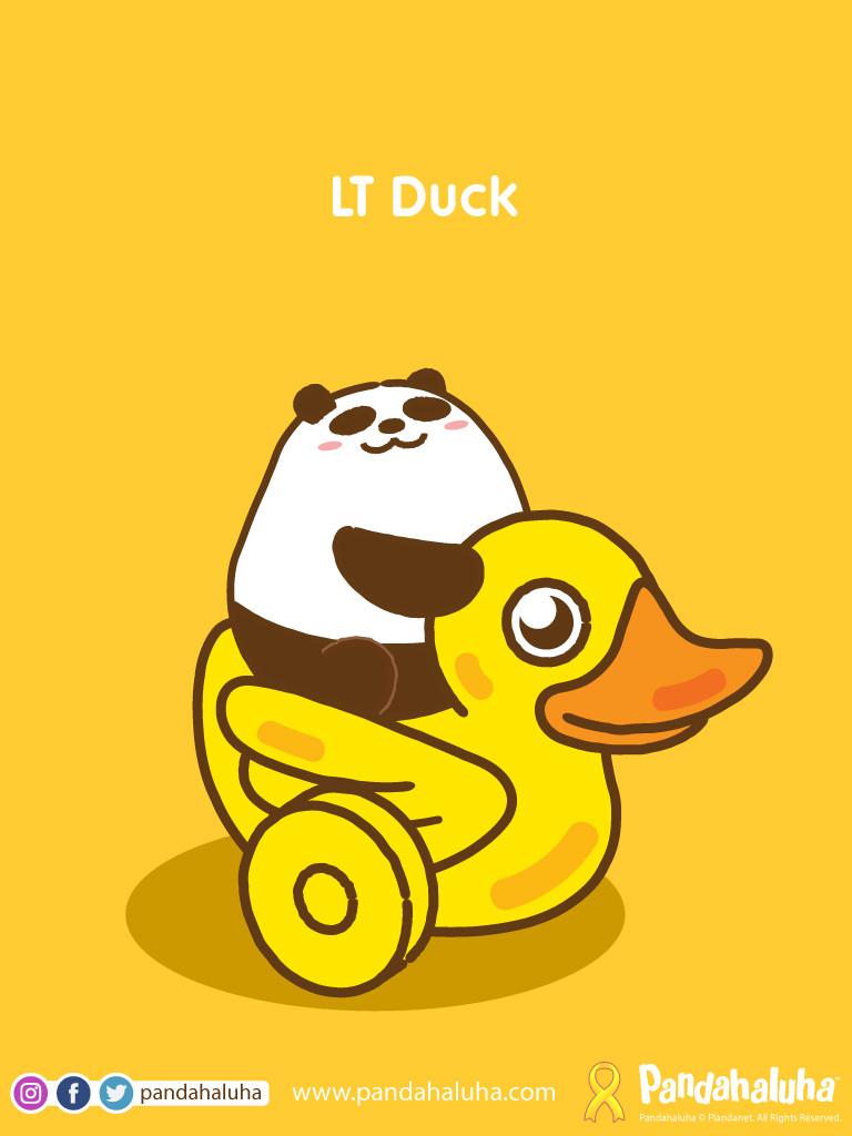 Pandahaluha - LT Duck