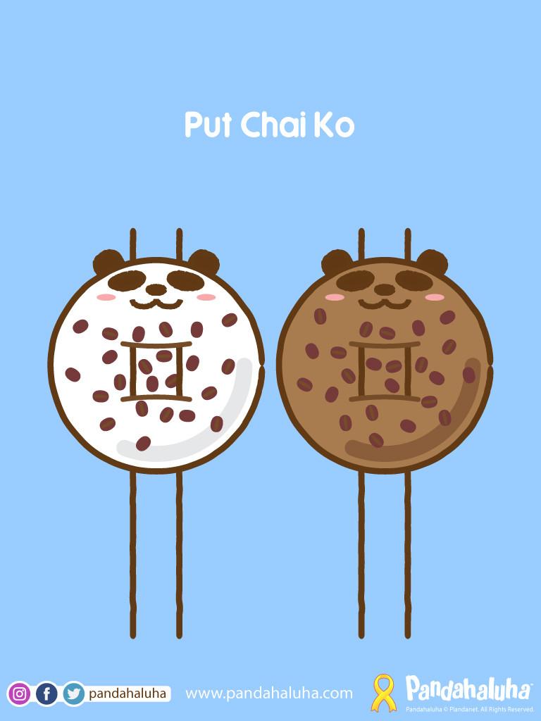 Pandahaluha - Put Chai Ko