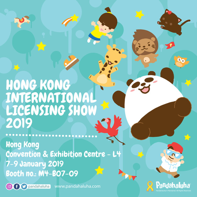 Hong Kong International Licensing Show 2019