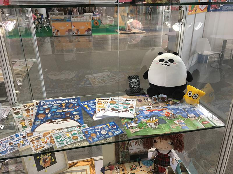 Pandahaluha - 第九屆長沙(國際)動漫遊戲展「香港館」
