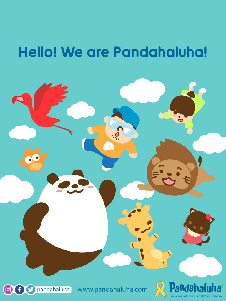 Hello! We are Pandahaluha!