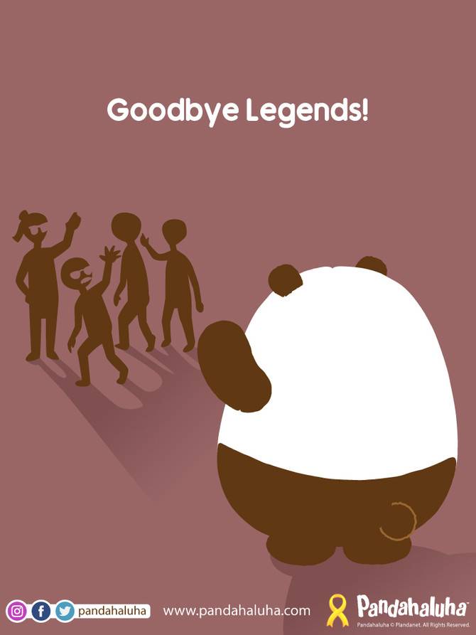 Goodbye Legends