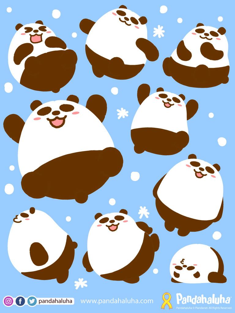 Pandahaluha - Happy Monday