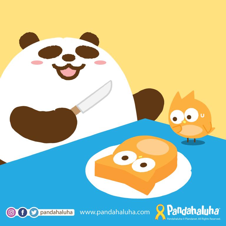 Pandahaluha - 蛋糕