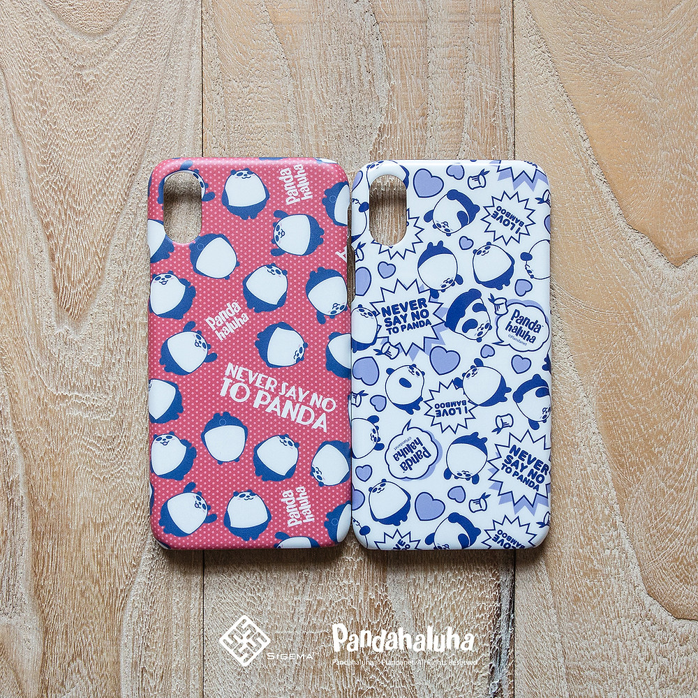 Pandahaluha - iPhone X Case
